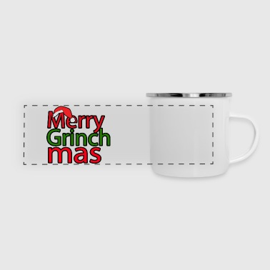 Merry Grinch Mas - Panoramic Camper Mug