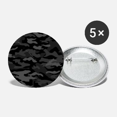 New Age NEW AGE BLACK CAMOUFLAGE - Small Buttons