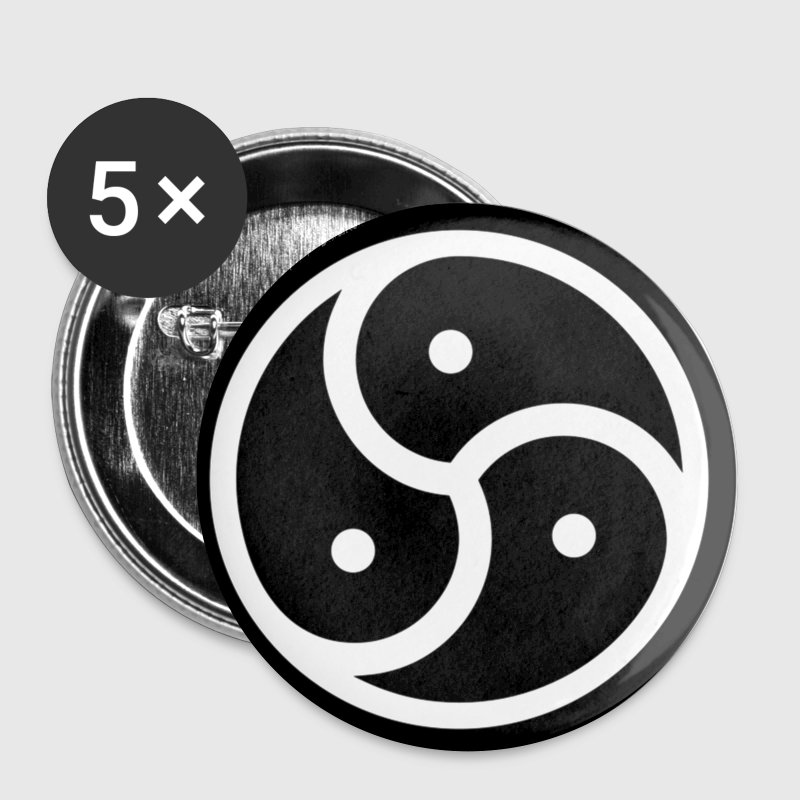 BDSM symbol - Small Buttons