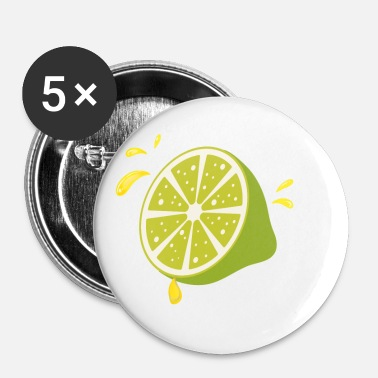 Make Lemonade When Life Gives You Lemons - Buttons small 1'' (5-pack)