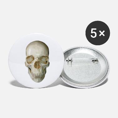 Vector skull vector - Small Buttons