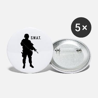 Swat Swat - Small Buttons
