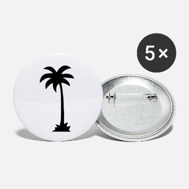 Palms palm - palm tree - Small Buttons
