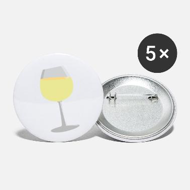 White Wine White Wine - Small Buttons