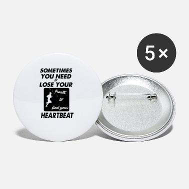 Twowheeled heartbeat jog - Small Buttons