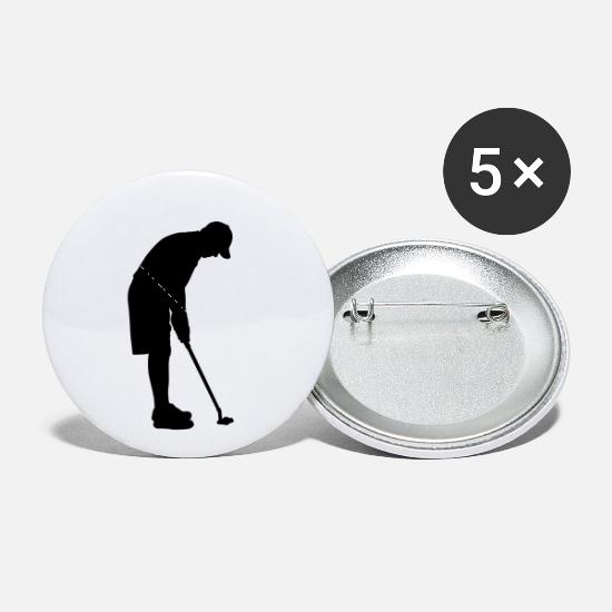 Golf Buttons - Golf - Small Buttons white