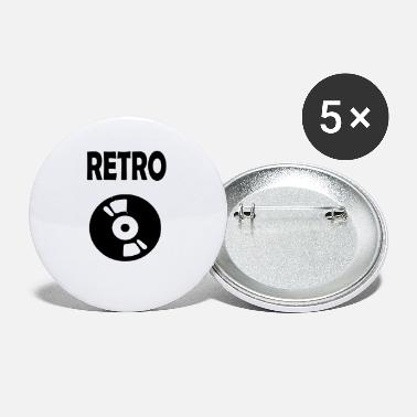 Retro retro - Small Buttons