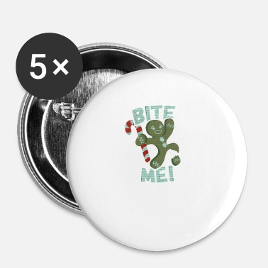 Ugly Christmas Ugly Christmas - Small Buttons