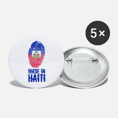 Made In Haiti Made In Haiti / Ayiti / Haïti - Small Buttons