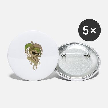 Jester Jester skull - Small Buttons