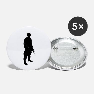 Grenadier Army Soldier - Small Buttons