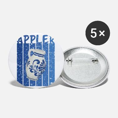 Bembel Funny gift idea: apple wine, apples from Bembel - Small Buttons