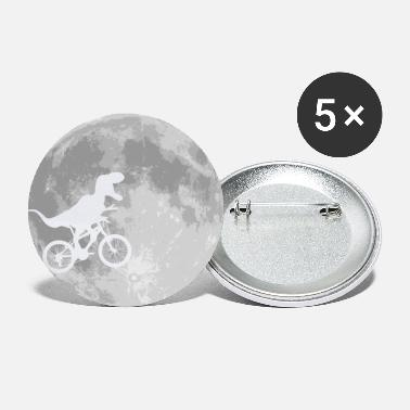Best Dinosaur Bike and MOON - Small Buttons