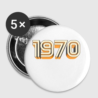 1970 - Small Buttons