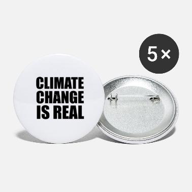 Climate Climate Change - Small Buttons
