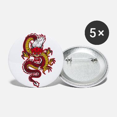 Legend Boats Dragon Predator Legend - Small Buttons