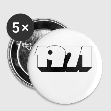 1971 - Small Buttons