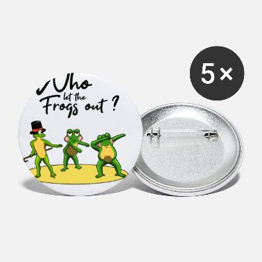 Lurch FUNNY FROG TOAD SUPER LURCH GIFT - Small Buttons