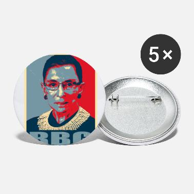 Notorious RBG Ruth Bader Ginsburg - I Dissent - Small Buttons