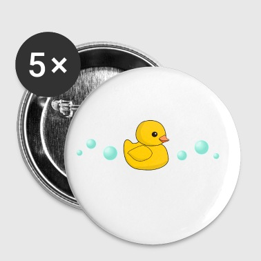 Rubber Ducky - Small Buttons