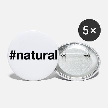 Natural NATURAL - Small Buttons