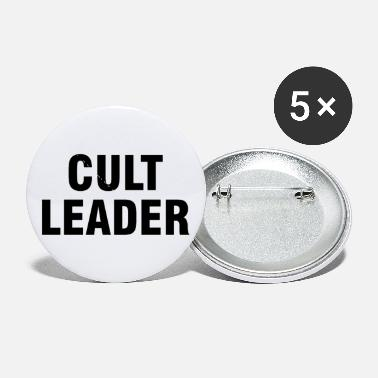 Cult Cult leader - Small Buttons