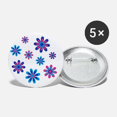 Cheerful Madness Floral Fantasy by Cheerful Madness!! - Small Buttons