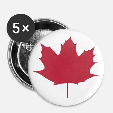 Maple Leaf Maple Leaf - Small Buttons