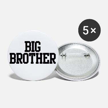 Brother big brother - Small Buttons