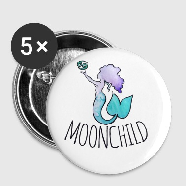 Moonchild - Small Buttons