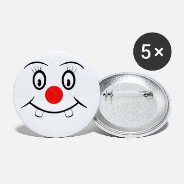 Face Face - Small Buttons