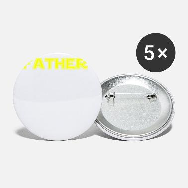 Father - Small Buttons