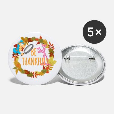 Thanks Be thankful - Small Buttons