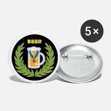 Beer BEER - Small Buttons