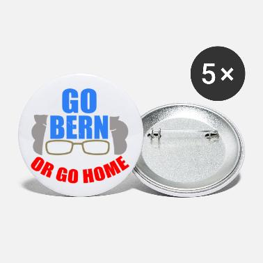 Democratic Party Funny Bernie Sanders Supporter - Small Buttons