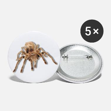 Large large tarantula - Small Buttons