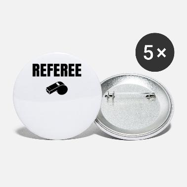 Referee Referee - Small Buttons