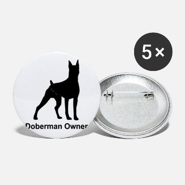 For The Love Dog - Small Buttons