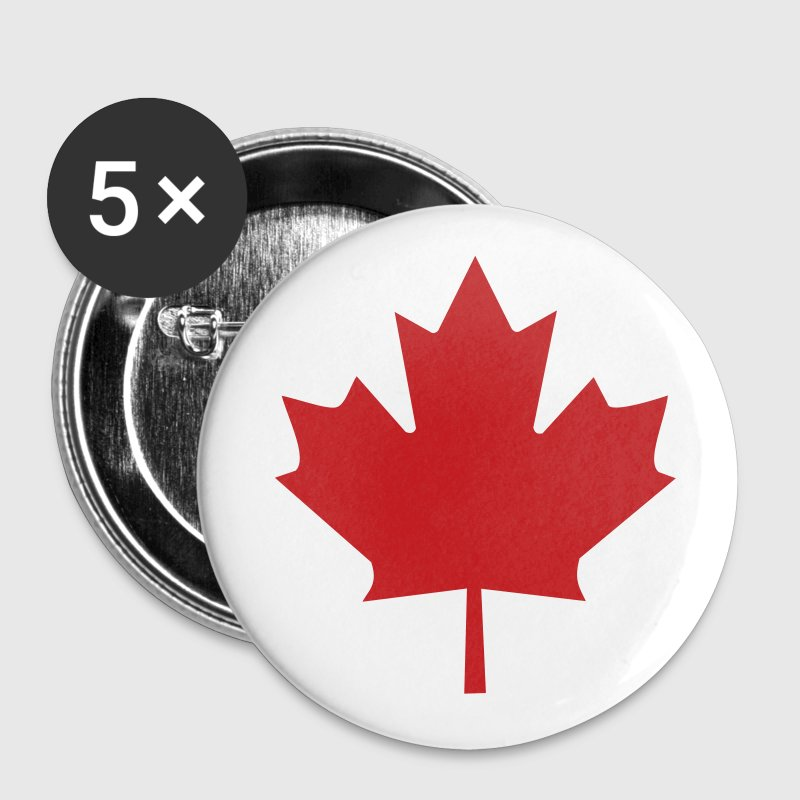 Maple Leaf - Small Buttons