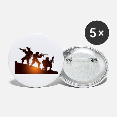 Military Military - Small Buttons
