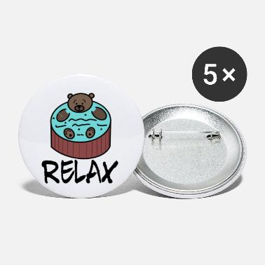 Relax Relax - Small Buttons