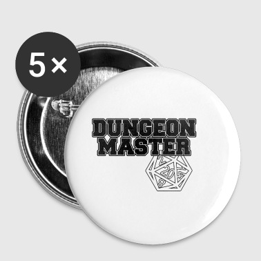 Dungeon Master - Small Buttons