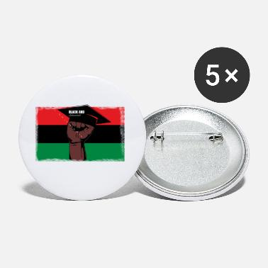 Culture Black And Educated - Small Buttons