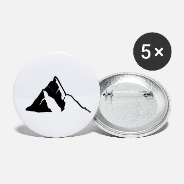 Mountains Mountains, Mountain - Small Buttons