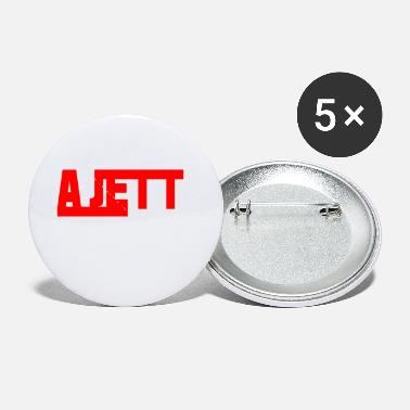 Ajett White ajett white - Small Buttons