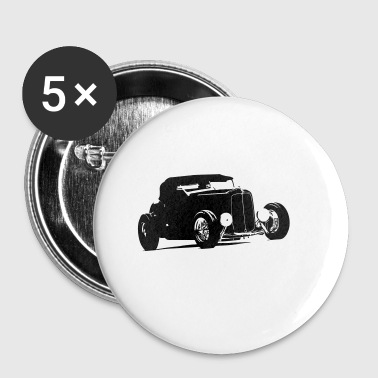 32 ford - Small Buttons