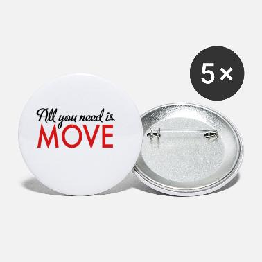 Move move - Small Buttons