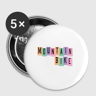 Mountain Bike - Small Buttons