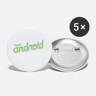 Android Team - Small Buttons