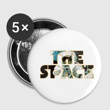 Space The Space - Small Buttons